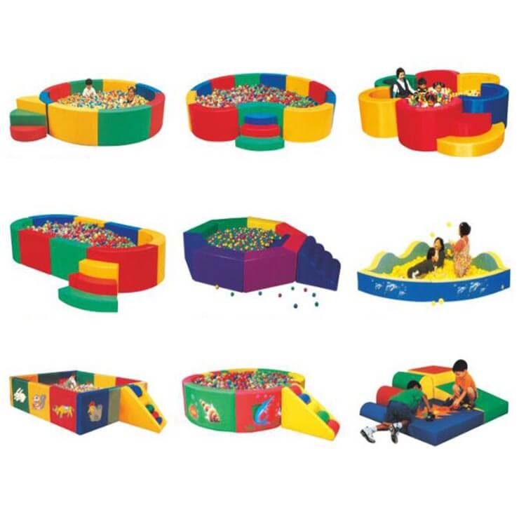 Soft play set