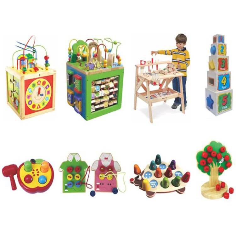 Children's play desk toys (1)