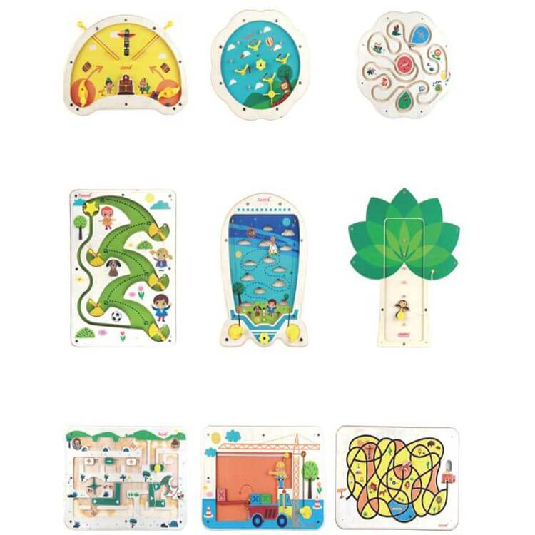 Children's play desk toys (3)