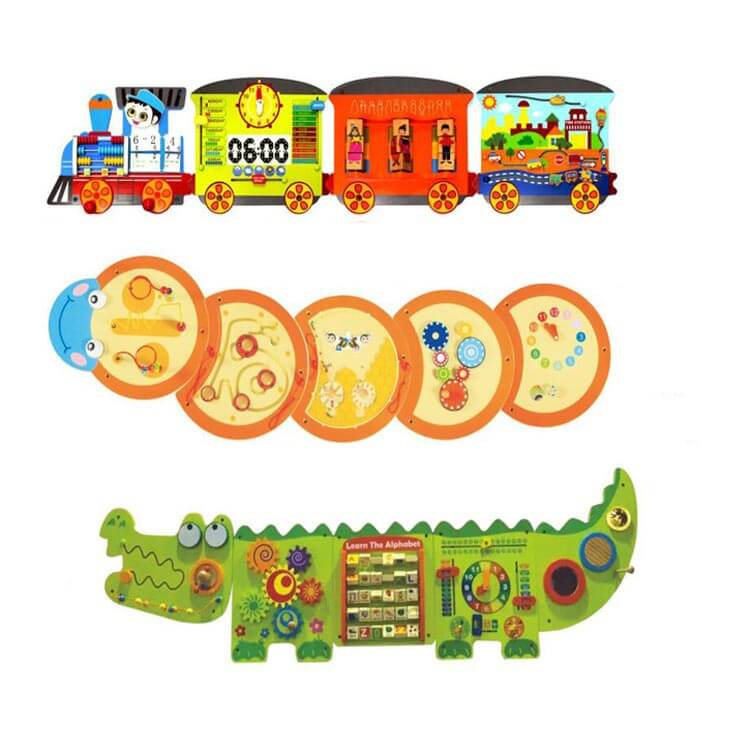 Children's play desk toys (4)