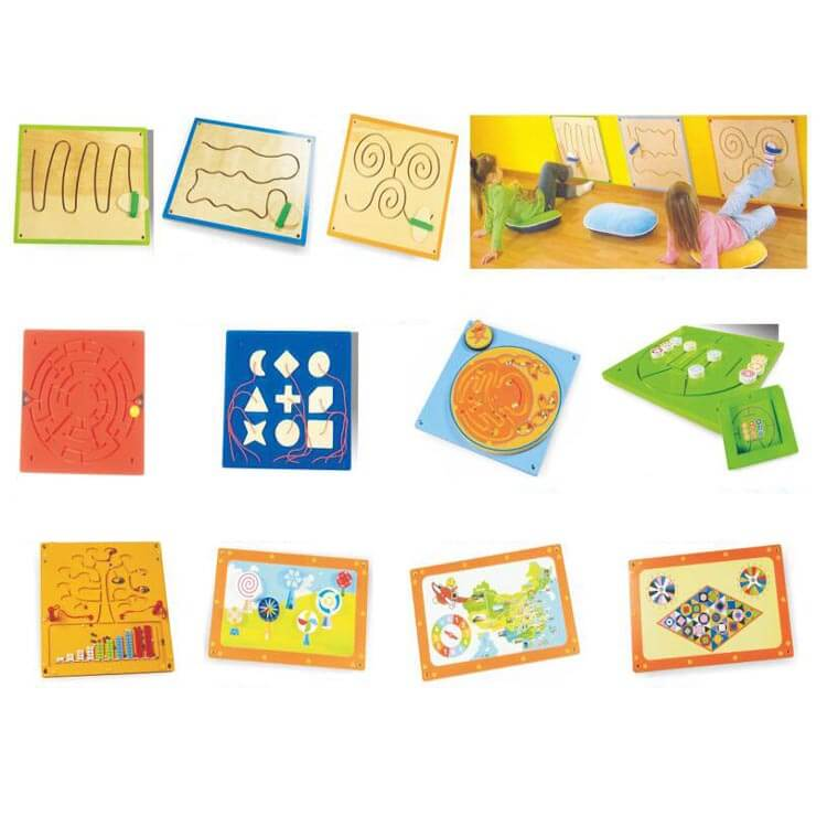 Children's play desk toys (5)