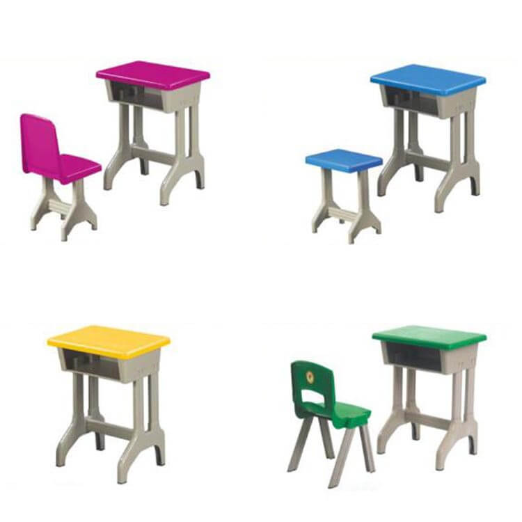 Children's table and chairs (2)